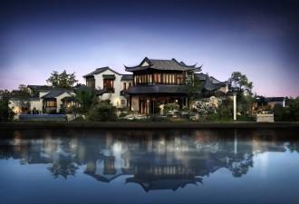 Изумительное изящество! Как выглядит самый дорогой дом в Китае