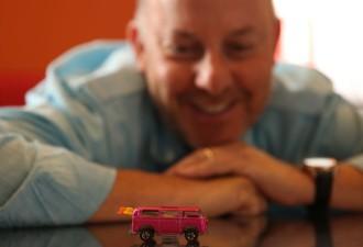 Коллекция машинок Hot Wheels, оцененная в миллион долларов (5 фото)