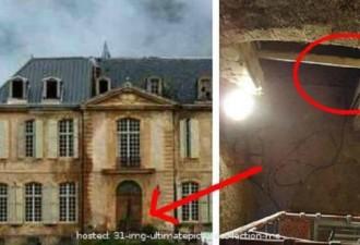 Пара купила этот заброшенный особняк 18-го века. Они даже не думали, что там… (8 фото)