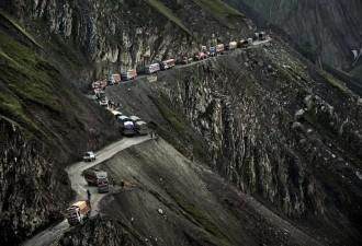 10 экстремальных трасс — самых опасных в мире (10 фото)