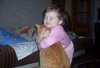 До чего кота жизнь довела