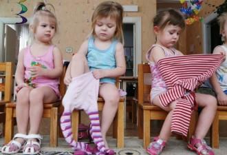История из детского сада