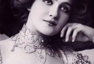 Красивые женщины начала XX века, по которым сходили с ума миллионы мужчин (8 фото)
