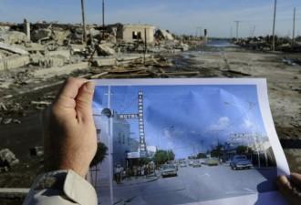 Фото разрушенных городов, которые пострадали от природных катастроф (12 фото)