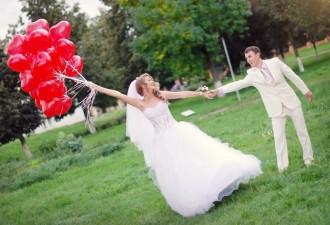 Интересный случай из жизни: Свадьба моей жены