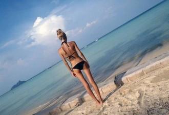 Девушка решила бороться с анорексией при помощи тяжёлой атлетики (6 фото)