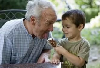 История про избалованного внука и терпеливого дедушку