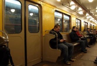 Стал свидетелем случая в метро