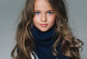 8 Самых красивых детей планеты, чьи лица будто вылеплены пластическим хирургом (17 фото)