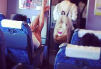Бывшая стюардесса выкладывает фотографии самых отвратительных пассажиров самолетов (20 фото)