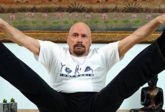 Сколько, по-вашему, лет этому мужчине? (4 фото)