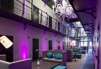 Уникальная тюрьма переоборудованная в отель премиум-класса…(10 фото)