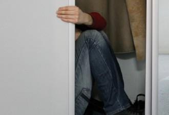 Её девятилетний сын вошел в комнату, и увидел…