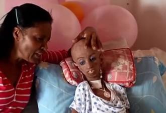 Маме 35 лет, а ее дочке – 90 (фото,видео)