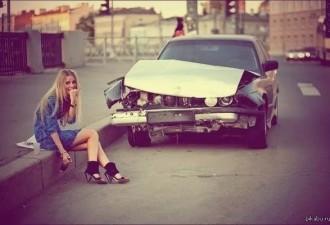 Как моя жена вину «заглаживала» за разбитую машину