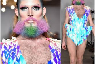 Беспощадные мужские наряды от знаменитых дизайнеров (14 фото)