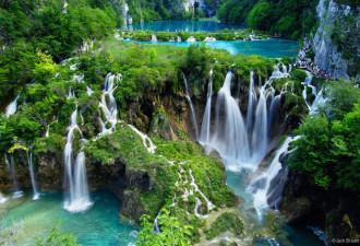 8 самых красивых водных ландшафтов мира