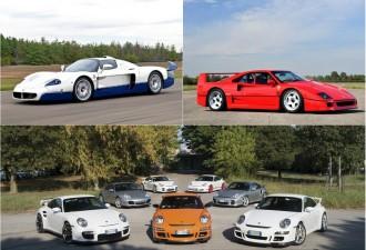 Коллекцию из 430 редких авто изъяли у итальянского бизнесмена (5 фото)