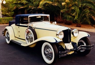 Красивые ретро автомобили 1913—1929 гг (10 фото)