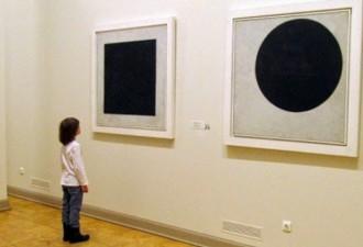 То, что нашли под «Черным квадратом» Малевича, ошеломительно! (2 фото)