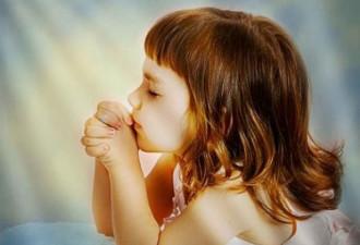 Когда дрожащий голосок маленькой дочери у иконы, Бог слышит лучше чем взрослых…