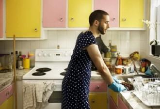 История о том, как мужчина поменялся местами с женой