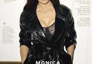 Моника Белуччи ошеломила поклонников новой фотосессией! (6 фото)