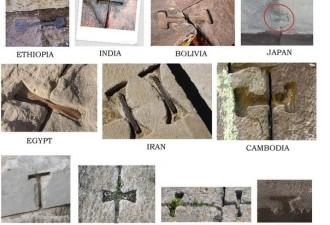 7 самых удивительных совпадений древних цивилизаций (7 фото)
