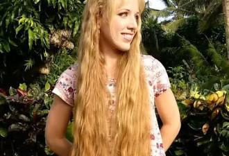 Женщина c волосами до пят, раскрывает свой секрет (5 фото)
