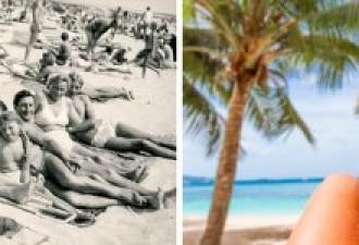 Как выглядели фотоальбомы раньше и как они выглядят сейчас (10 фото)