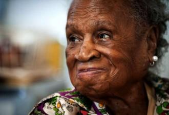 Эта 110-летняя женщина раскрыла секрет своего долголетия