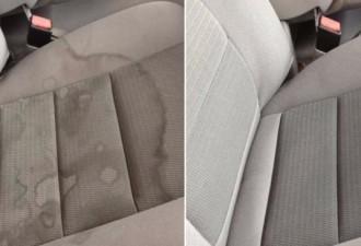 10 фантастических трюков для чистки машины
