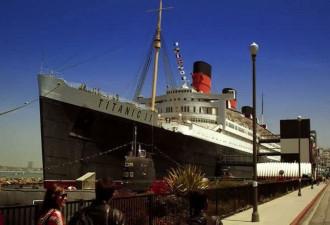 В Китае строят реплику «Титаника»