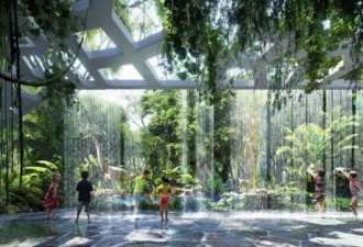 В Дубае собираются открыть первый в мире отель с тропическим лесом (6 фото)