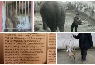 Цирковой садизм — пожизненная пыточная (12 фото)