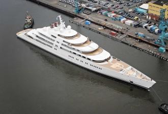 Самая большая частная яхта в мире. Поднимайтесь на борт!