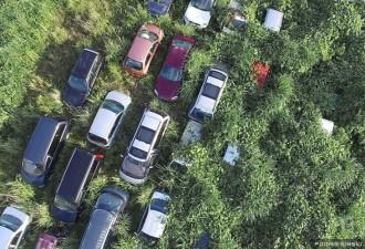 Что стало с заброшенной Фукусимой через 5 лет… (9 фото)
