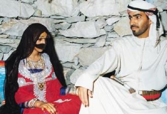 Как действительно живут женщины в Арабских Эмиратах (2 фото)