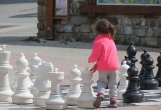 Дочка обматерила маму за игрой в шахматы