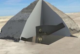 Учёные открыли тайну пирамид (5 фото)