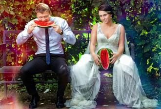 Свадебный треш: 12 самых абсурдных фотографий молодоженов (12 фото)