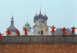 Стена из кинофильма «Иван Васильевич меняет профессию» (2 фото)