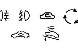 Кнопки в автомобиле, о которых не знают как минимум 50% водителей (8 фото)