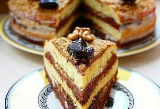 3 безумно вкусных  тортика! (3 фото)
