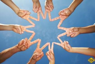 Международные жесты руками