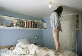 Из квартиры сверху всегда доносился невероятный шум