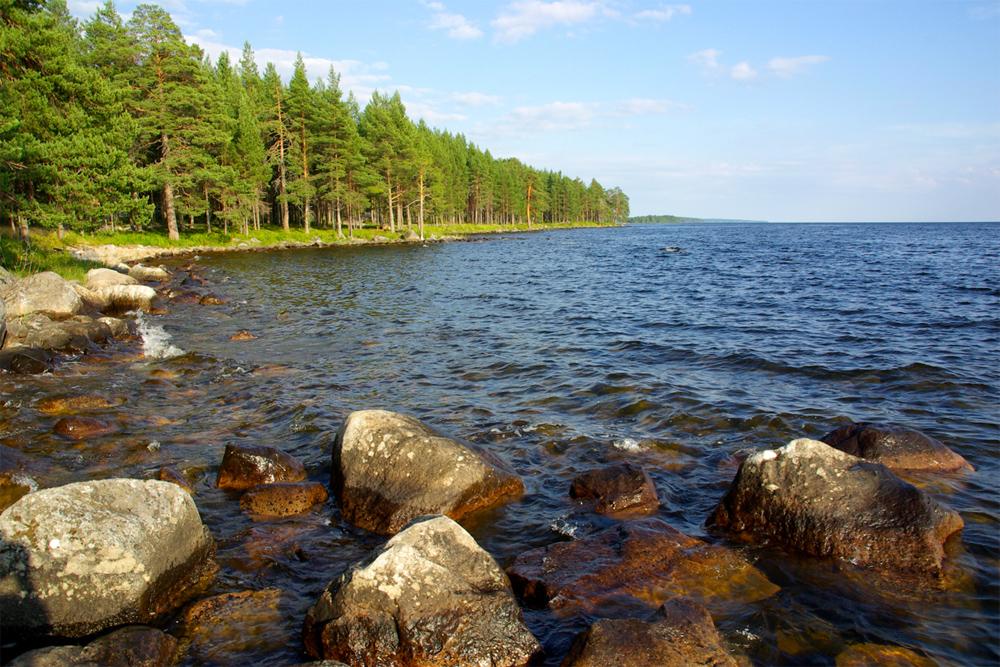 Топ-10 самых больших и глубоких озер в России: ценные жемчужины страны
