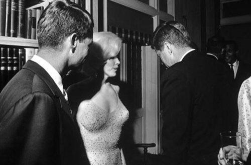 Рисунок 6. Кеннеди и Монро