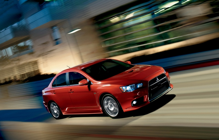 2015 Mitsubishi Lancer Evolution MR