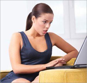женщины на сайтах знакомств